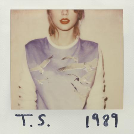 Win a copy of Taylor Swift's 1989!