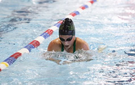 Young swims to success (Profile)