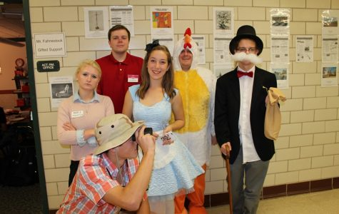Costumes aren't just for Halloween: Trick or Treat Tuesday (Photos)