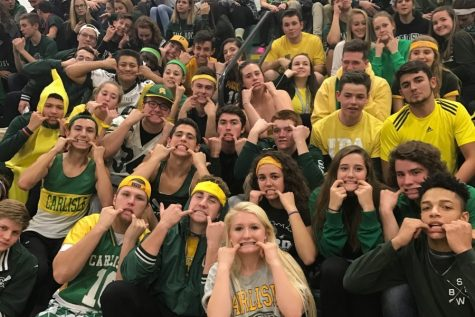 What makes a good student section? (editorial)