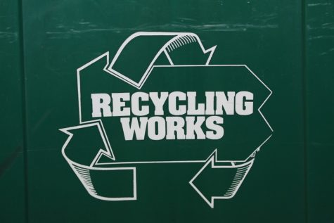 Changing the culture: Recycling at CHS