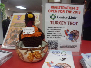 Trotting for charity:  Turkey Trot to run through town Thanksgiving day