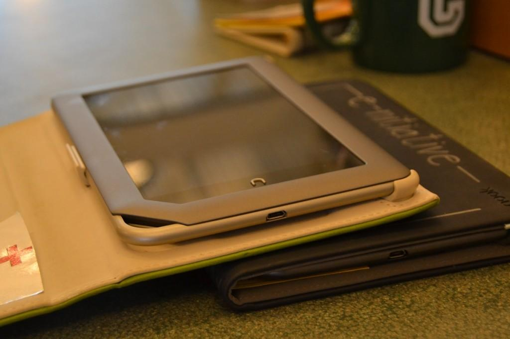 E-reading devices, such as the Nook or the Kindle, have become increasingly popular.