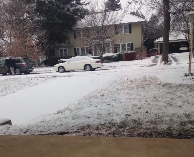 While we may be enjoying our extra sleep now, thanks to the snow, we wont be enjoying our lack of a spring break when we make up these snow days.