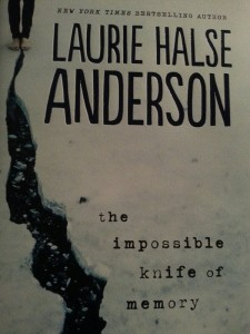 """""""The Impossible Knife of Memory"""" tears into 2014 (Review)"""