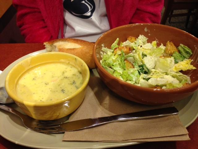 Panera offers healthy choices but be careful; they have hidden calories!
