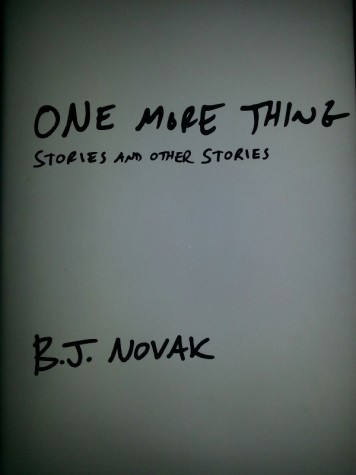 'One More Thing' offers everything for its reader (Review)