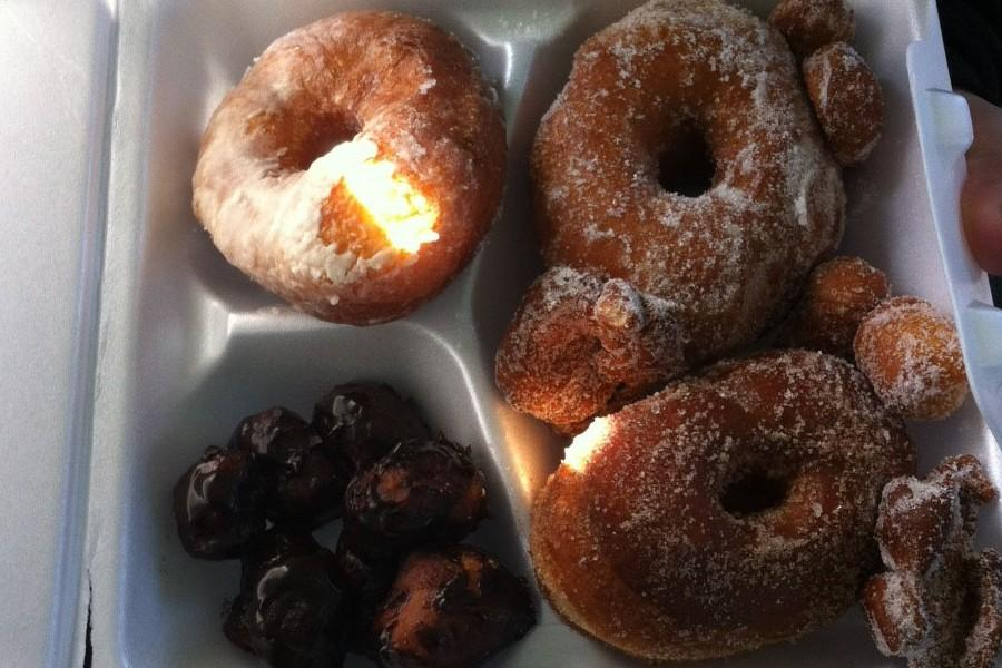 Donuts%2C+like+these+from+a+previous+Donut+Day%2C+will+not+be+sold+at+CHS+this+year.