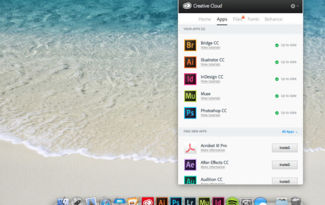 Creative Cloud brings ideas down to Earth (Review)