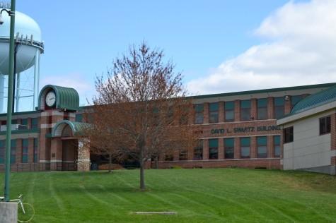 Named for former superintendent David L. Swartz, the Swartz building was built in 1965.