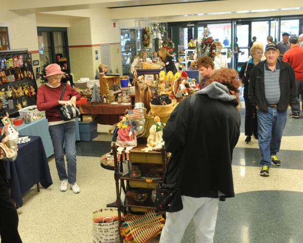 Check out this year's Carlisle Christmas Craft Show on Nov 1, from 9-3.