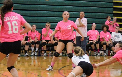 Girls volleyball gets bumped out of playoffs