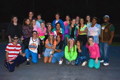 Bringing back the 80's never looked so good.