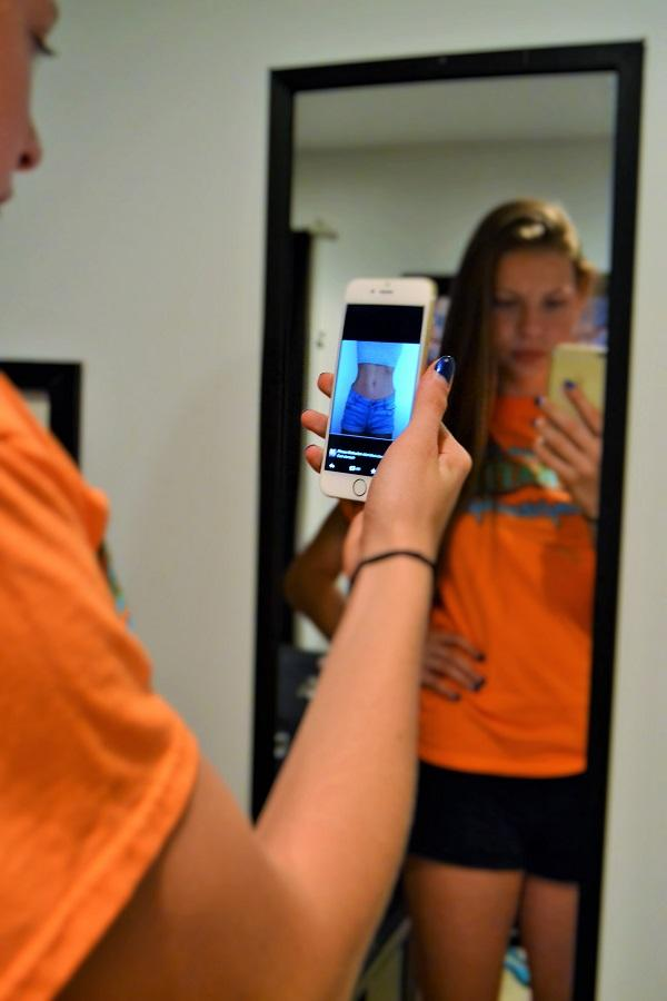 Social Distortion: How social media affects self image