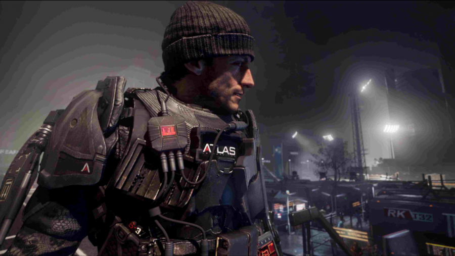 %22Call+of+Duty%3A+Advanced+Warfare%22+brings+an+exciting+spin+to+the+aging+franchise.