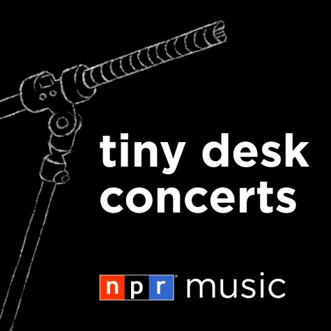 Big sound from a 'Tiny Desk' (Review)