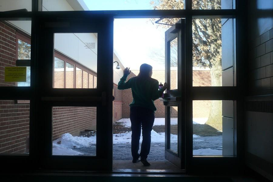 Some seniors said goodbye to CHS on Wed Feb 11 and didnt return until Tues Feb 17, observing Senior Skip Day on Mon Feb 16.