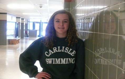 CHS swimmers take on Districts