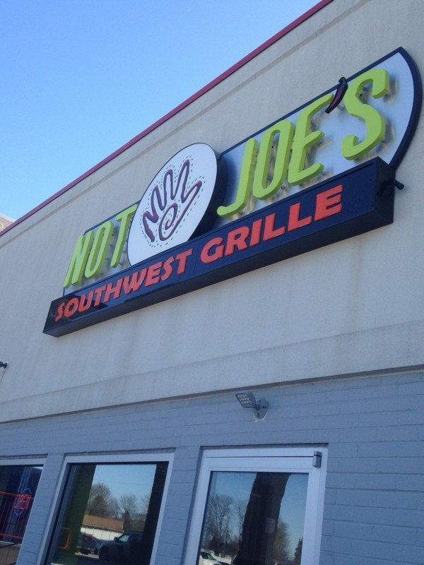Check out Carlisle's new restaurant, Not Joe's Southwest Grille
