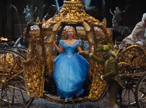 James is charming as the new Cinderella (Review)
