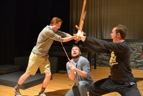 Have you Herd? Shakespeare Troupe to perform 'Macbeth'