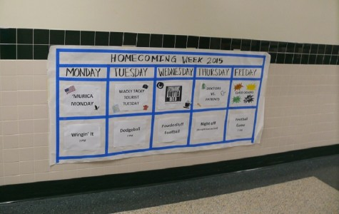 Let the party begin! Homecoming Spirit Week starts Oct 5