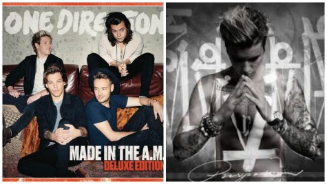 Justin Bieber vs. One Direction: Who Will Top the Charts? (Review)