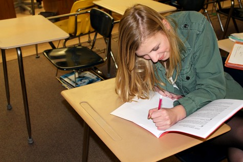 Determining the 'course' of your high school career