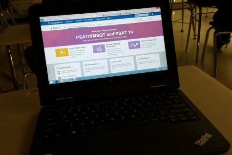 Approaching things a bit differently: The New PSAT