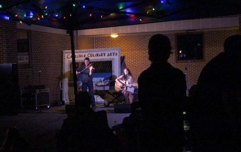 Coffeehouse allows students to express themselves