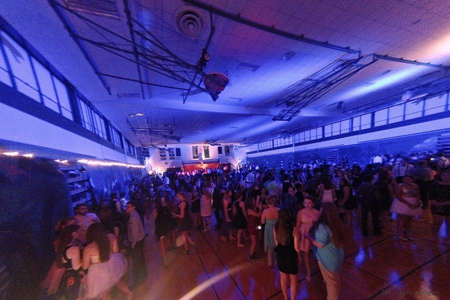 This year's Homecoming Dance.