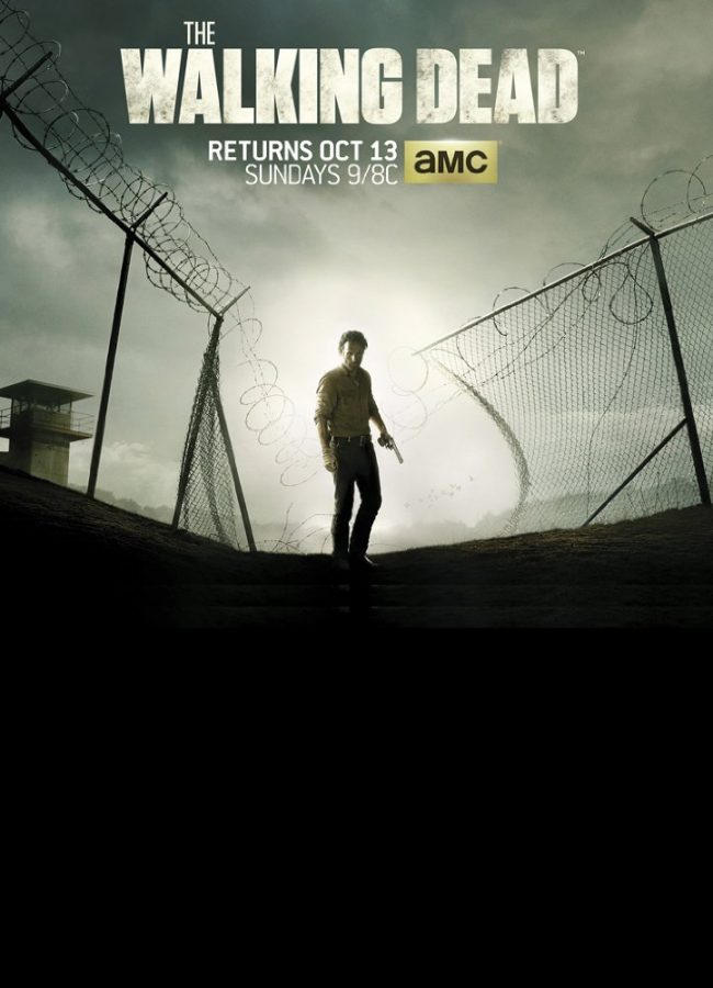 Sheriff Deputy Rick Grimes directs a group of survivors, in a world that has been taken over by zombies, which is otherwise known as the walking dead. The cast of the show is Andrew Lincoln as Rick Grimes, Daryl Dixon as Norman Reedus, Steven Yeun as Glenn Rhee, Lauren Cohan as Maggie Greene, Chandler Riggs as Carl Grimes, Danai Gurira as Michonne, Melissa McBride as Carol Peletier, Michael Cudlitz as Abraham Ford, Lennie James as Morgan Jones, Sonequa Martin-Green as Sasha, Alanna Masterson as Tara Chambler, Josh McDermitt as Eugene Porter, and Christian Serratos as Rosita Espinosa. The ranking of the show has 8.6/10 stars. It airs on Sundays at 9/8c.