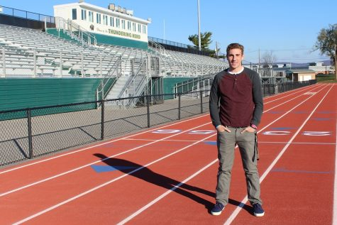 Athlete of the Month: Eric Harris