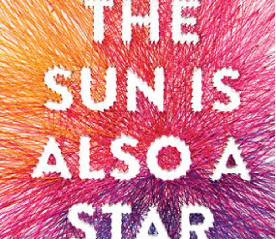 The Sun is Also a Star's cover