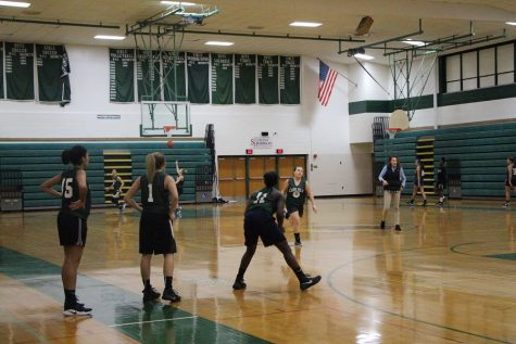 Stepping outside of comfort zones: a preview of the girls basketball's upcoming season
