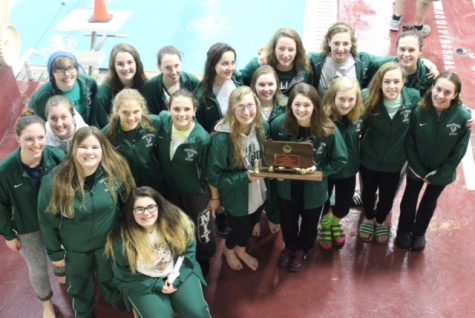CHS Swimming and diving team expected to have a winning season