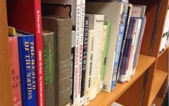 Libraries keep the shelves up to date with new books, so why can't English classes do the same?