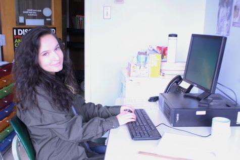 January student of the month: Katherine Stockton-Juarez