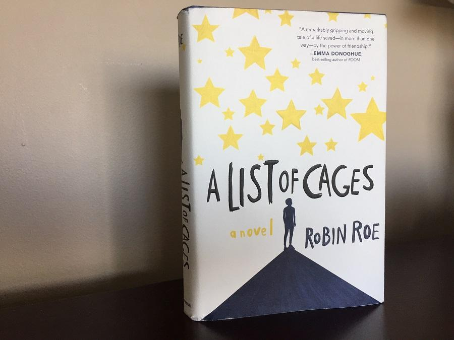 A List of Cages by Robin Roe is a beautiful and heart breaking story.