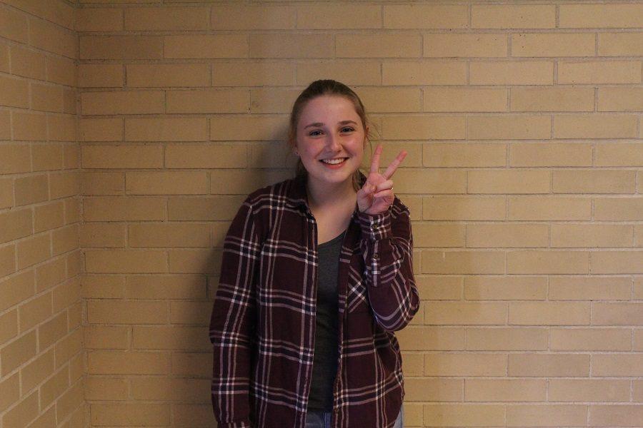 MacKenzie Ellis has been chosen for Humans of CHS.
