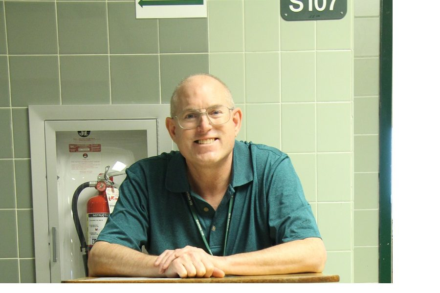 Brad Hench has been chosen for Humans of CHS this week.