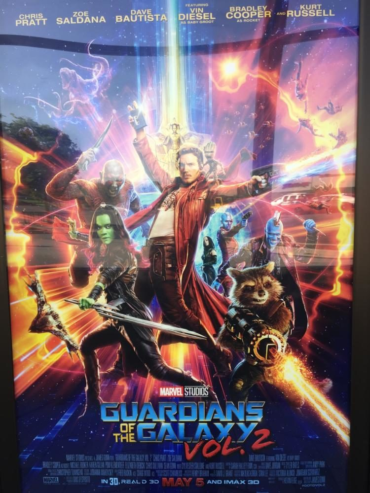 Marvel's Guardians of the Galaxy: Vol 2 is a story about the true meaning of family and loyalty.