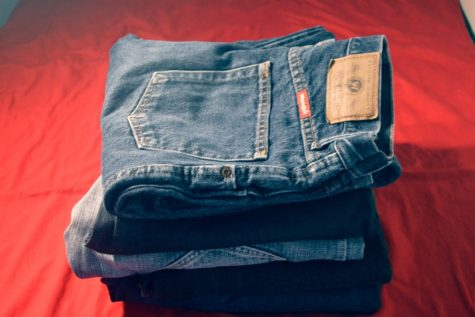 The problem with denim: should teachers be allowed to wear jeans? (Editorial)