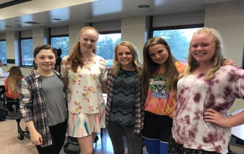 Spirit week: fashion disaster (Photos)
