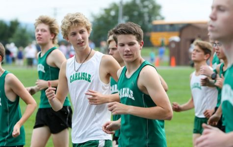 Boys cross country returns to Districts for 10th consecutive year