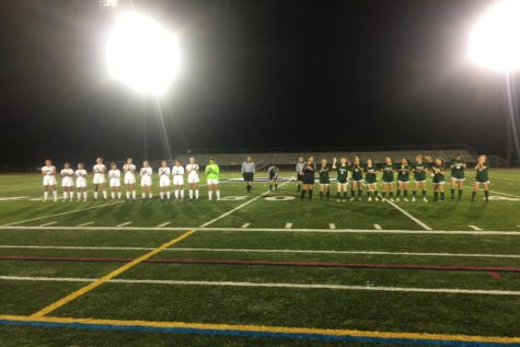 Girls soccer qualifies for Districts for the first time in five seasons