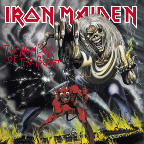 """Number of the Beast"" – Iron Maiden"