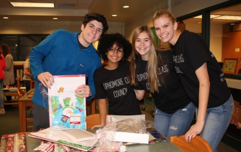 Adopt a Family connects students to their community