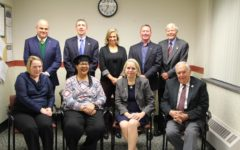 Re-elect and reset: CHS school board members return