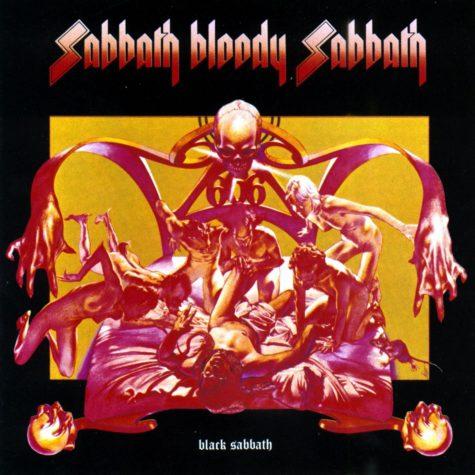 """Bloody Sabbath""- Black Sabbath"
